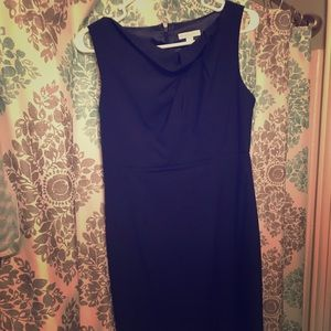 Navy New York and Co dress